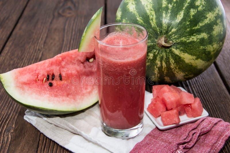 Download Suco da melancia foto de stock. Imagem de snack, ninguém - 29841078