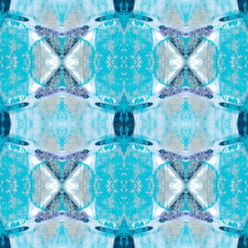 O sumário dá forma ao teste padrão sem emenda Repita o fundo geométrico Fundo geométrico Textured do grunge para o papel de pared fotos de stock
