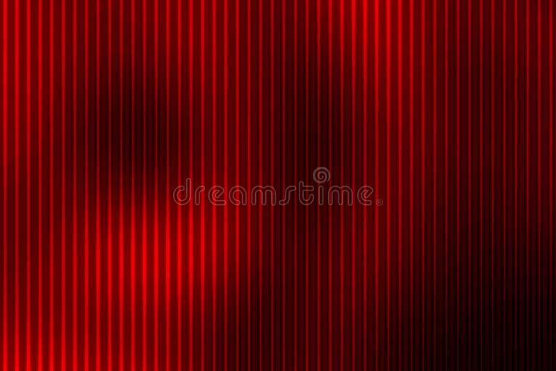 O sumário vermelho profundo de Borgonha com linhas claras borrou o fundo ilustração royalty free