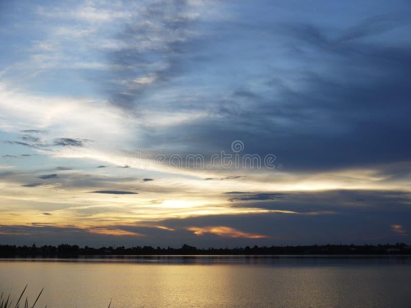 O sunset010 imagens de stock