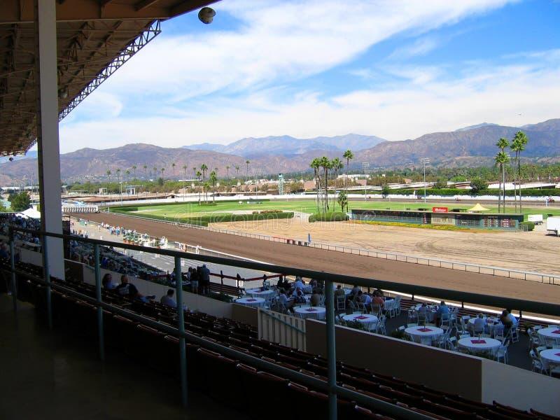 O suporte grande de Fairplex, Los Angeles County justo, Fairplex, Pomona, Califórnia fotos de stock