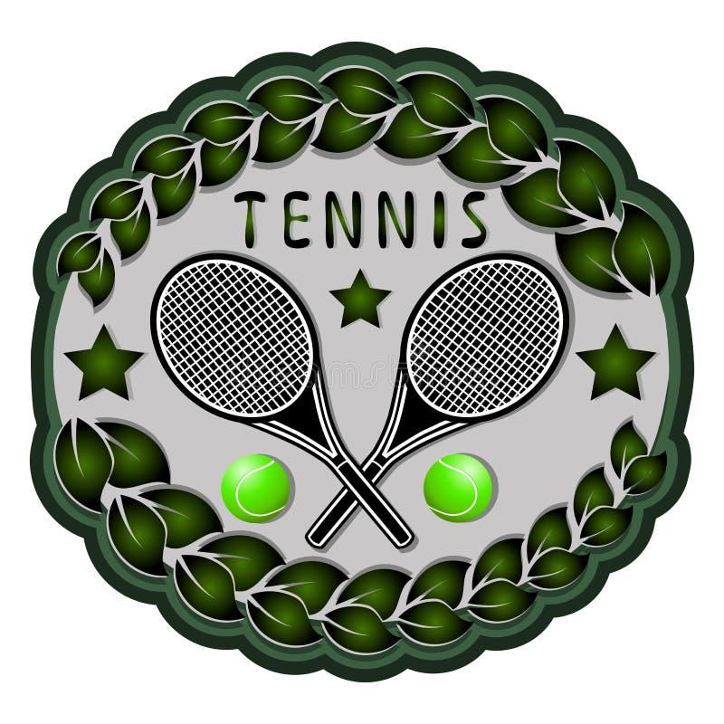 O tênis do tema ilustração royalty free