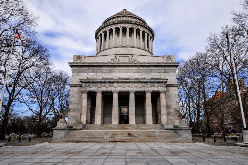 O túmulo de Grant em New York City fotografia de stock royalty free