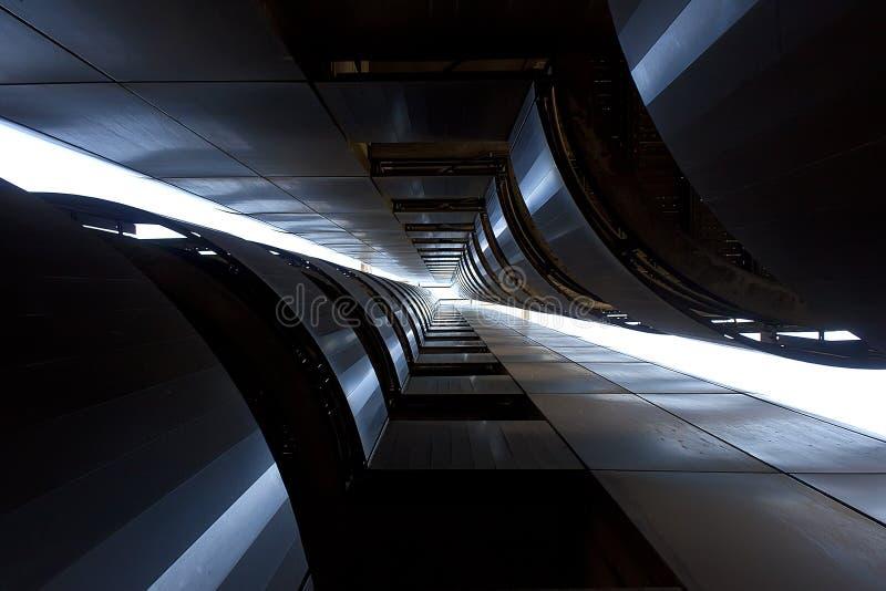 O túnel imagens de stock