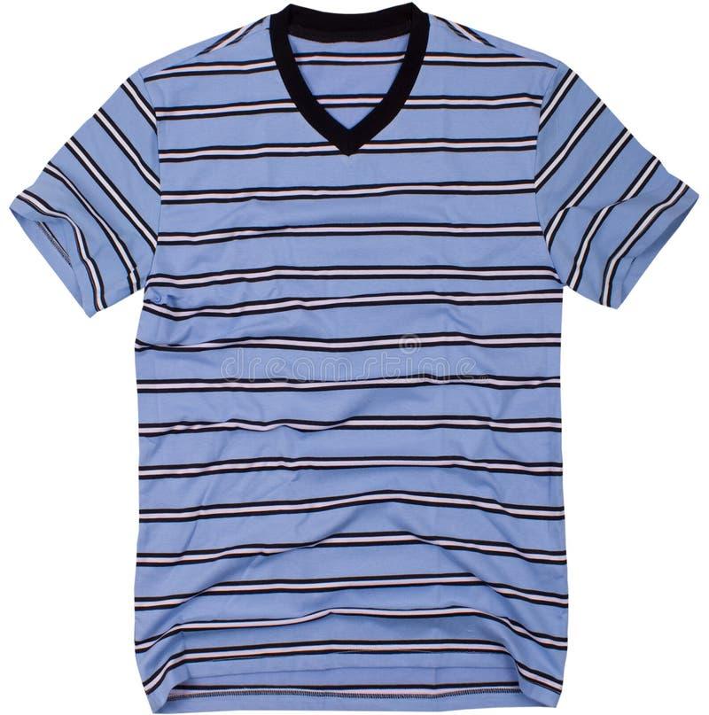 O t-shirt dos homens isolado foto de stock royalty free
