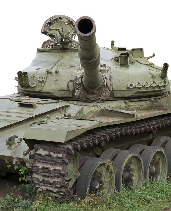 O tanque inoperante fotografia de stock royalty free