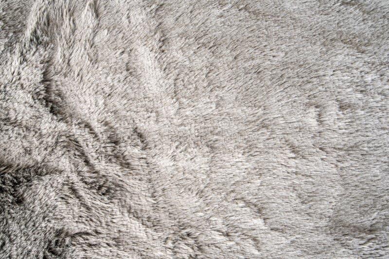O tapete de Grey Soft textures o fundo foto de stock royalty free
