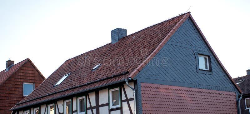 O telhado fotografia de stock