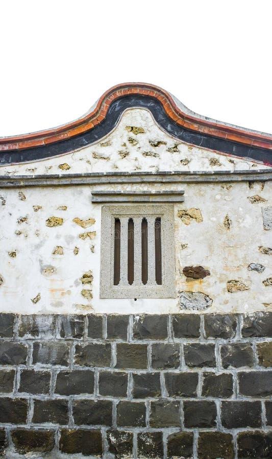 O telhado velho imagem de stock