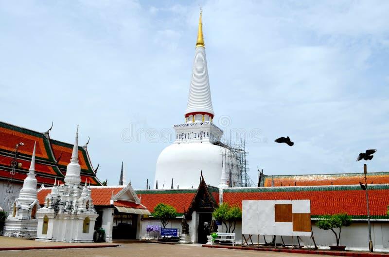 O templo é o coração e a alma fotos de stock royalty free