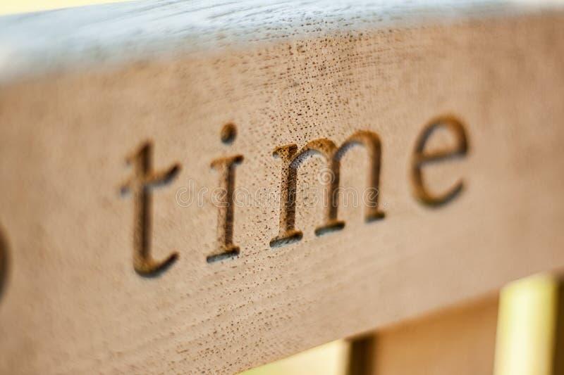 O tempo é filosófico fotos de stock