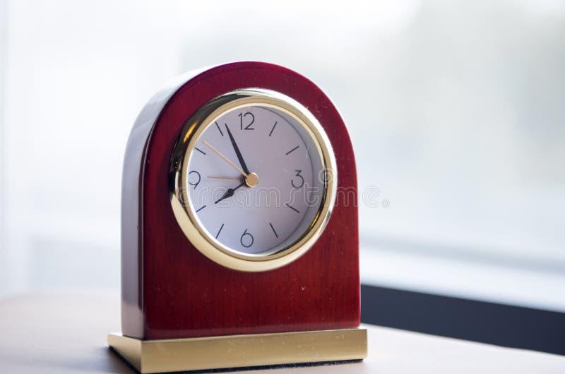 O tempo está funcionando Fim acima fotografia de stock royalty free