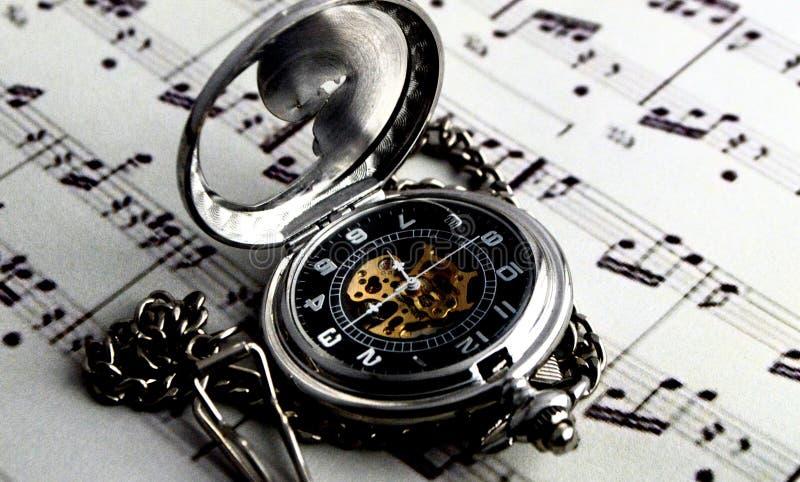 O tempo não diz nenhuma mentira imagem de stock royalty free
