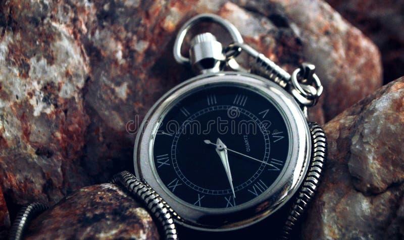O tempo não diz nenhuma mentira imagens de stock