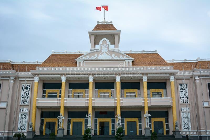 O Theathe principal em Nha Trang, Vietname fotos de stock