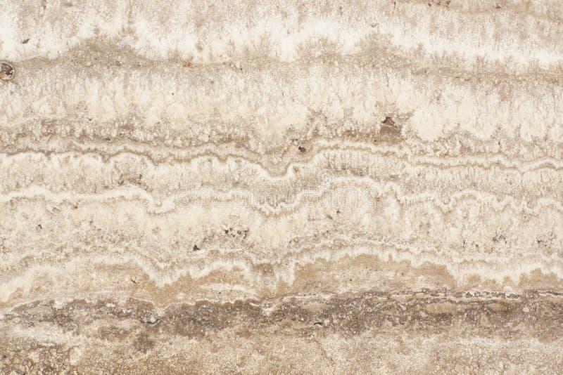 O travertino de mármore natural é chamado textura da pedra de Travertino Classico, textura de mármore imagem de stock