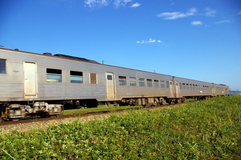 O trem. imagem de stock royalty free