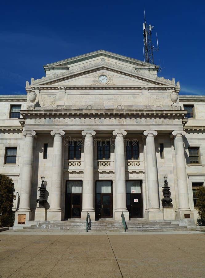 O tribunal do condado fotos de stock
