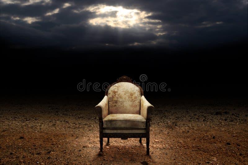 O trono