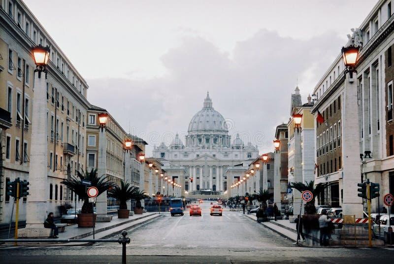 Download O Vatican imagem de stock editorial. Imagem de cidade - 12808599