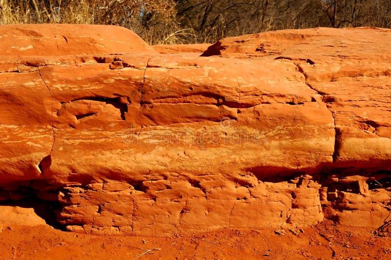 O vermelho balanç Sedona, o Arizona fotografia de stock