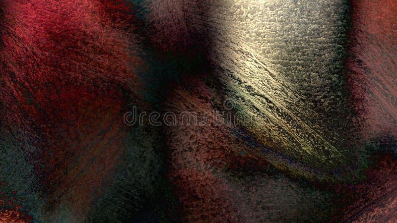 O vintage material velho antigo do projeto abstrato do teste padrão da textura riscou o fundo atmosférico resistido danificado da ilustração stock