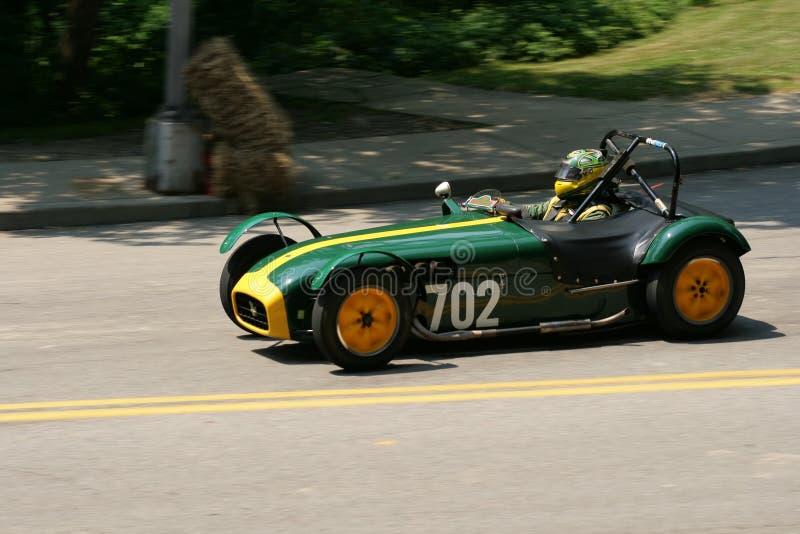 O vintage Prix grande 2008 de Pittsburgh imagem de stock royalty free