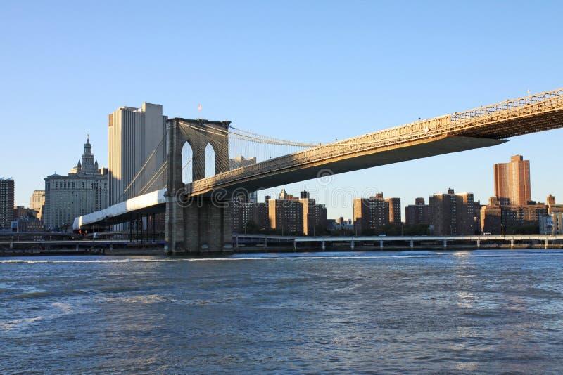 Download Ponte de Brooklyn imagem de stock. Imagem de downtown - 29848555