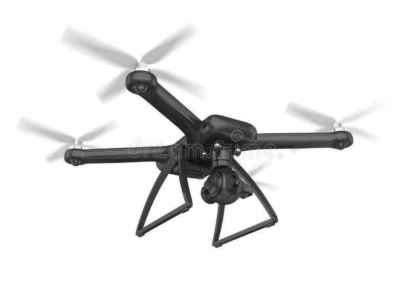 O zang?o Quadcopter isolou-se