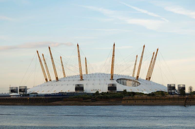 O2ий арены стоковое фото