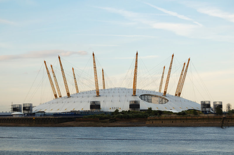 Download The O2 Arena Stock Photo - Image: 5508250