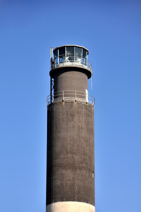 Download Oak Island Lighthouse Detail Stock Image - Image: 8410597