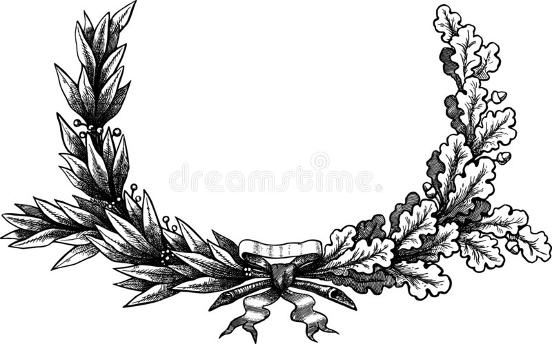 Download Oak sheet stock vector. Image of leaf, certificate, foliage - 3367788