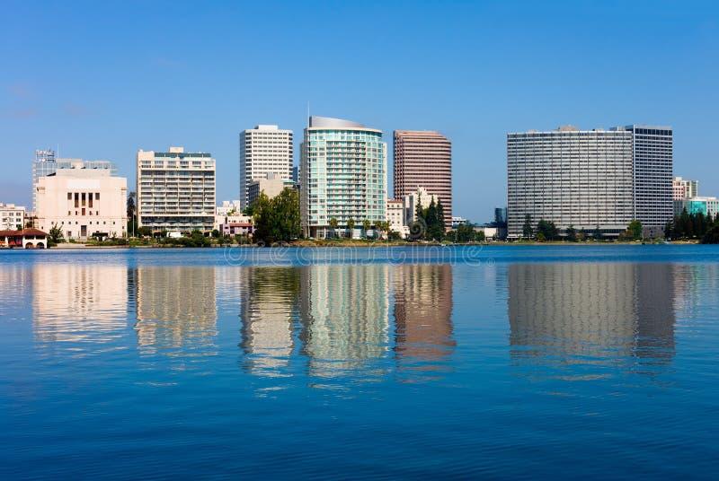 Oakland Californië stock afbeelding