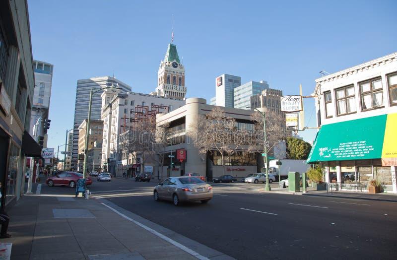 Oakland royalty free stock photos