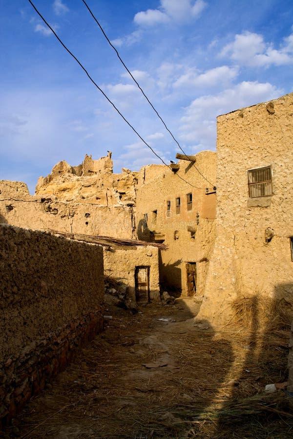 Oasis de Siwa imagen de archivo libre de regalías