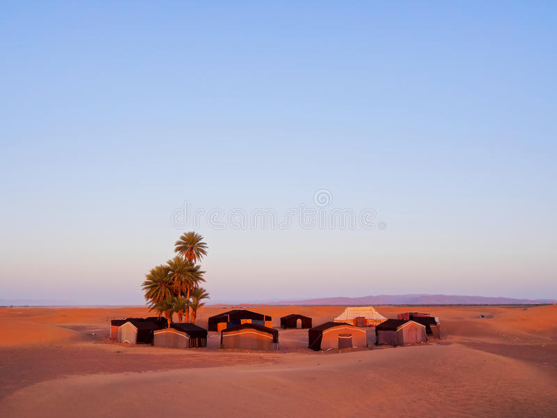 Download Oasis On The Desert, Morocco Stock Image - Image: 33939137