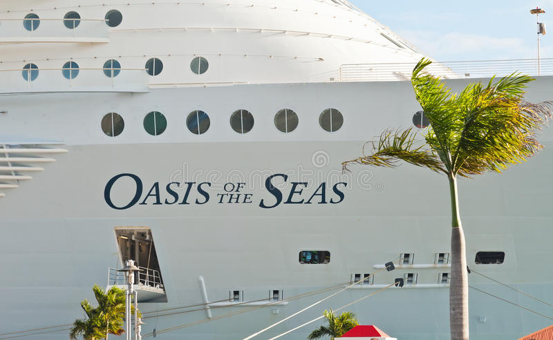 Download Oasis Of The Seas Editorial Stock Image - Image: 29225979
