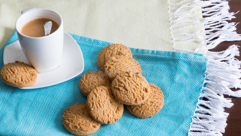 Oat Biscuits stock images