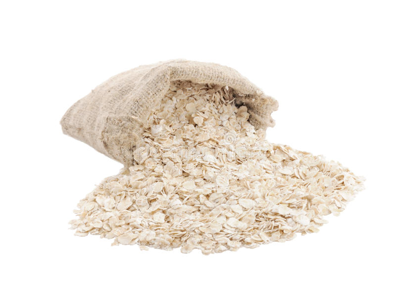Download Oat Flakes Stock Photo - Image: 19555520