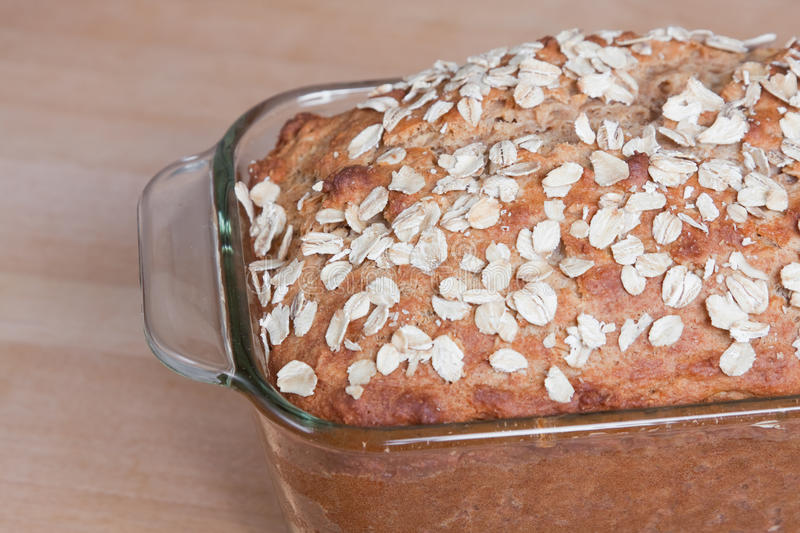 Oatmeal Bread Stock Images