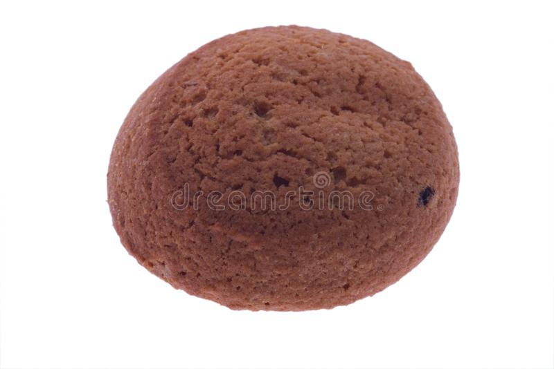 Download Oatmeal cookie stock photo. Image of cookie, brown, indulgence - 4609180