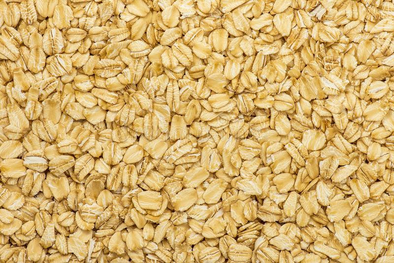 Oatmeal texture stock photos