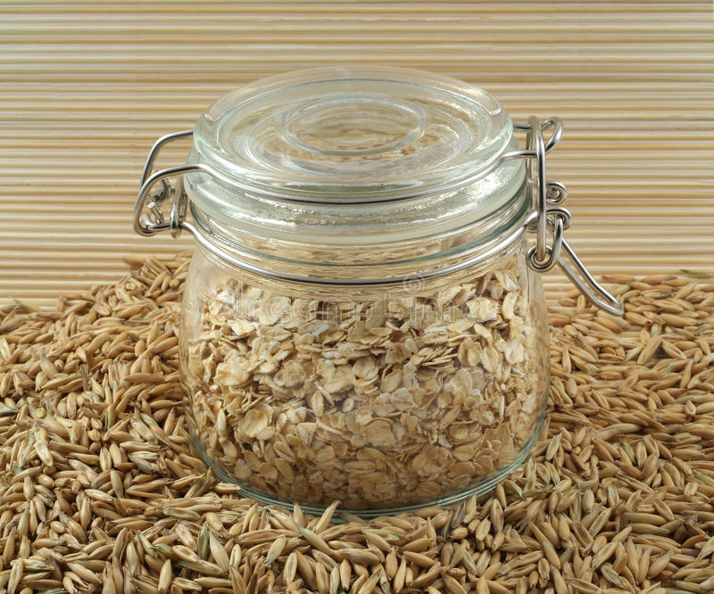 Download Oats And Oatmeal Stock Images - Image: 11642694