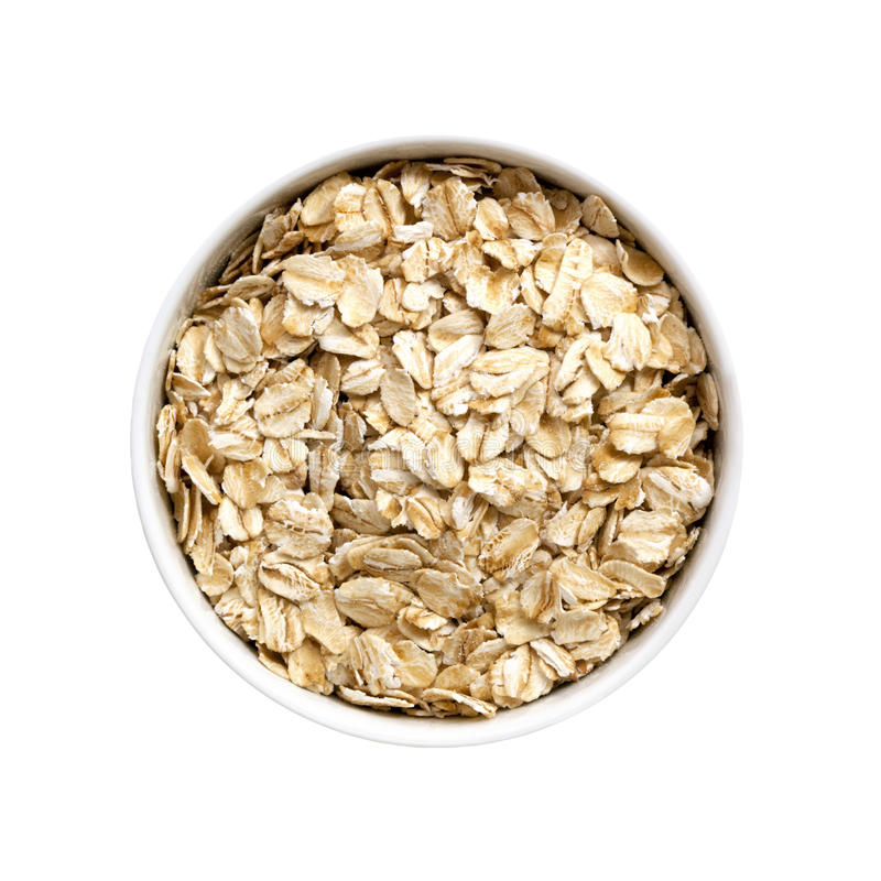 Free Oats (with Path) Royalty Free Stock Photos - 18231168