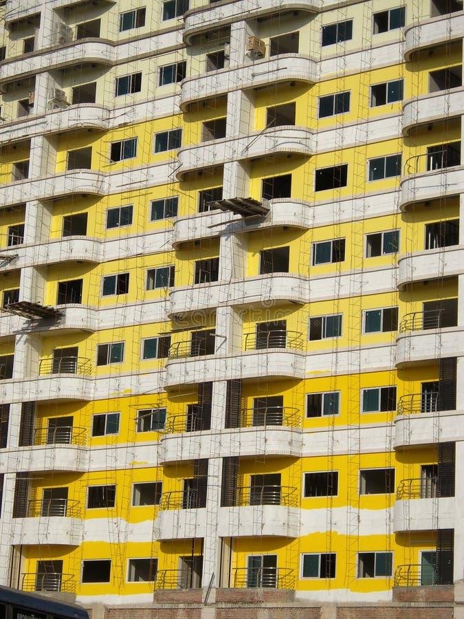 Download Oavslutad byggnad arkivfoto. Bild av stads, struktur - 37349670