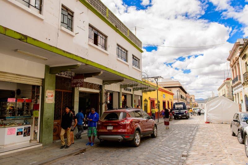 Oaxaca de Juarez, México imagenes de archivo