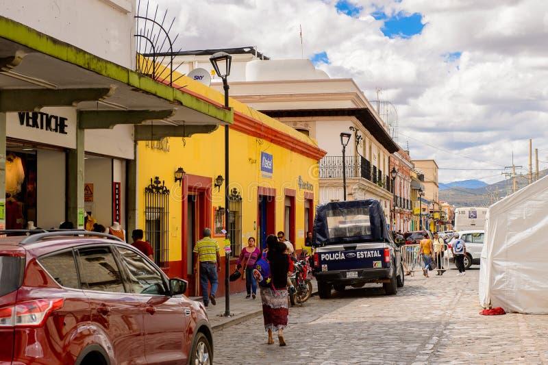 Oaxaca de Juarez, Mexique images stock