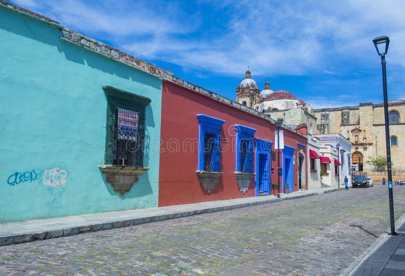 Oaxaca, México foto de archivo