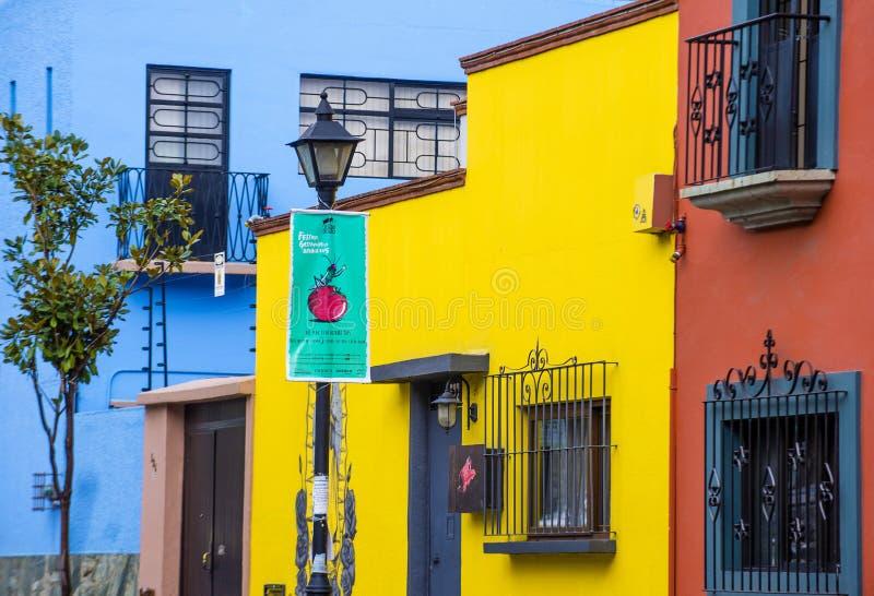 Oaxaca, México imagenes de archivo